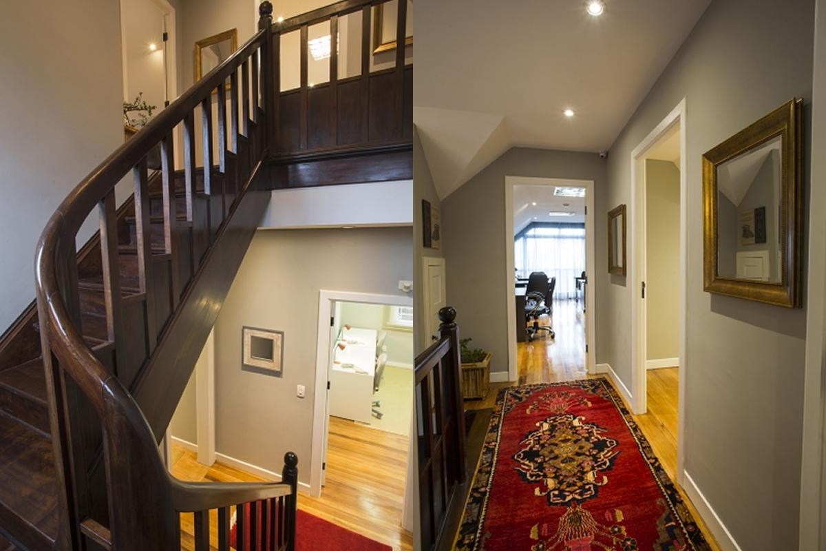 Escada / Corredor